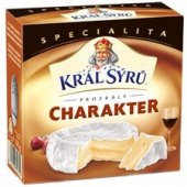 Sýr Charakter Král sýrů