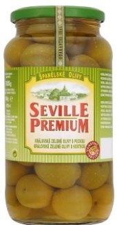 Olivy zelené Seville Premium