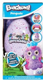 Kreativní sada Hatchimals Bunchems