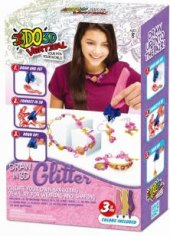 Kreativní set Glitter IDO3D