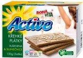 Plátky křehké Active Bonavita