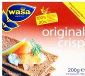 Křehké plátky Crisp Wasa