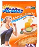 Křehké rohlíčky Active Bonavita