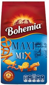 Krekry Maxi mix Bohemia Chips