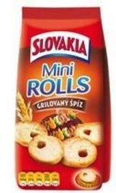 Krekry mini Rolls Slovakia