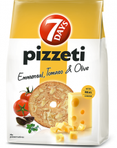 Krekry Pizzeti 7 Days