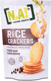 Krekry rýžové bez lepku N.A!