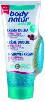 Krém depilační do sprchy Body Natur