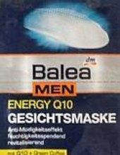 Krém pleťový Energy Q10 Men Balea