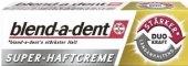 Fixační krém na zubní protézu Dual Power Blend-a-dent