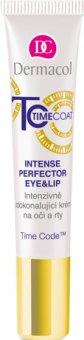 Krém na oči a rty zdokonalující Time Coat Dermacol