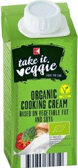 Krém na vaření bio K-take it Veggie