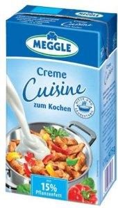 Smetana na vaření Creme Cuisine Meggle