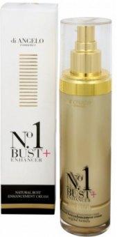 Krém na zvětšení a zpevnění prsou No.1 Bust di Angelo Cosmetics