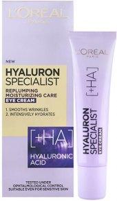 Krém oční Hyaluron Specialist L'Oréal
