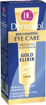 Krém oční omlazující Gold Elixir Dermacol