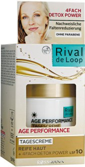 Pleťový krém Age Performance Rival de Loop