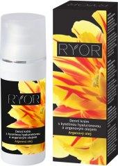 Krém pleťový s arganovým olejem Ryor