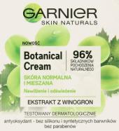 Krém pleťový hydratační Botanical Garnier