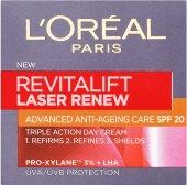 Krém pleťový Laser Renew Revitalift L'Oréal