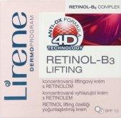 Krém pleťový liftingový s retinolem B3 Lirene
