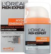 Krém pleťový pánský Hydra Energetic Men Expert L'Oréal