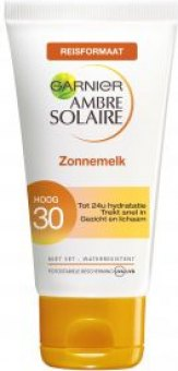 Krém pleťový na opalování OF 30 Sensitive Advanced Ambre Solaire Garnier