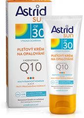 Krém pleťový na opalování s koenzymem Q10 OF 30  Astrid Sun