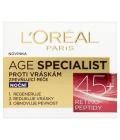 Krém pleťový proti vráskám Age Specialist L'oréal