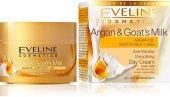 Krém pleťový proti vráskám Argan Oil&Goat's Milch Eveline