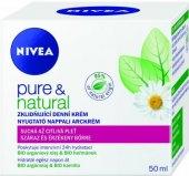 Krém pleťový Pure&Natural Nivea