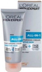 Krém po holení pánský All-in-1 Men Expert L'Oréal