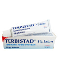 Krém proti vaginální infekci Terbistad