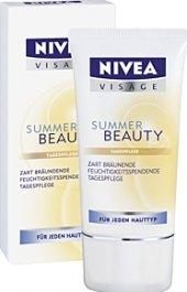 Krém Summer beauty Nivea Visage