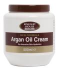 Krém tělový s arganovým olejem Kingsley House