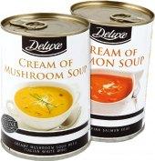 Polévka krémová Deluxe - konzerva