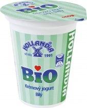 Bílý jogurt krémový bio Hollandia