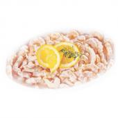 Krevety v česnekové omáčce