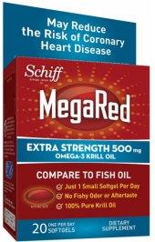 Doplněk stravy Krilový olej MegaRed Schiff