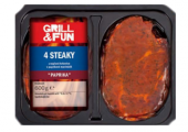 Marinovaná krkovice Grill&Fun