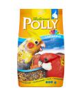 Krmivo kompletní pro papoušky Polly Delicious