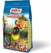 Krmivo pro střední a malé papoušky Premium Exotic Paradise Darwin's