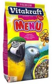 Krmivo pro andulky a malé papoušky Menu Premium Vitakraft