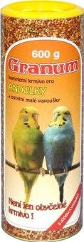 Krmivo pro andulky a ostatní malé papoušky Granum