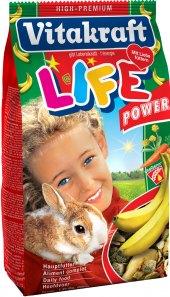 Krmivo pro králíky a morčata Life Power Vitakraft