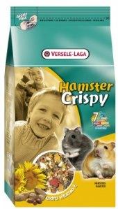 Krmivo pro křečky Crispy Versele Laga