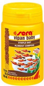 Krmivo pro malé rybky Vipan Baby Sera