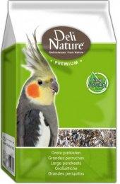 Krmivo pro papoušky Premium Deli Nature