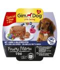 Krmivo pro psy Fruity Menu Gimdog