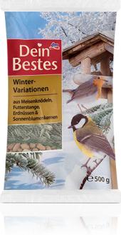 Krmivo pro ptactvo Dein Bestes